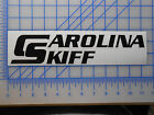 Carolina Skiff Logo Decal Sticker 7* 11* 18* 23* DLV DLX JVX JV J Series Boat