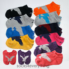5 Pairs AEO American Eagle Mens Low Cut Ankle No Show Socks One Size Color Vary