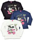 Girls Disney Long Sleeved Mickey Mouse Top age 4-5 years, up to 13-14 years