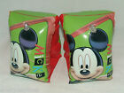 ** Disney Mickey Mouse Swimming / Arm Bands - Age 3 To 6 Years 18 - 30Kg **
