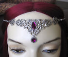 Gothic RENAISSANCE Medieval Elf ELVEN Circlet Crown Headpiece Princess HALLOWEEN