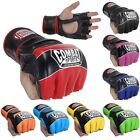 Combat Sports Pro Style MMA Gloves  kickboxing competition grappling gym blue