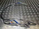 VESPA PX LML STAR 125 CUPPINI FRONT CHROME LEGSHIELD CRASH PROTECTOR RED OR BLUE