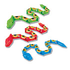 Plastic Sneaky Snakes Toys Bendy Loot Party Bag Fillers Prizes Games Pinnata Toy