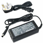 65W AC Adapter/Charger For HP Compaq Envy Pavilion Presario Laptop UK Mains Lead