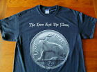 REVERB WORSHIP LIMITED EDITION T-SHIRT THE HARE AND THE MOON