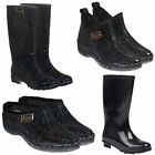 BRIERS STARDUST BOOTS CLOGS WELLIES KIDS AND ADULT SIZES GARDENING FOOTWEAR