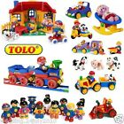 ✿ ELC TOLO FIRST FRIENDS ELECTRONIC LIGHT SOUND MOVING VEHICLE FIGURE PRE TOYBOX