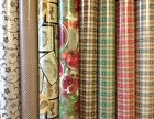 Vinyl PVC Tablecloth Easy Wipe Clean VARIETY PRINTS Patio Oilcloth 140cm Wide