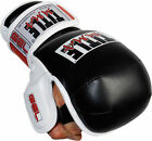 Title Gel MMA Training Gloves mma muay thai kickboxing training gear