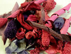 TOP QUALITY UK MADE POT POURRI,+ 10M GOLDEN RIBBON MADE FOR HIGH STREET STORES