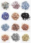 NEW Wholesale Crystal Flatback Acrylic Rhinestones Beads Nail Art/Craft Hot