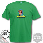 Hoffmeister T-Shirt. David Hasselhoff Retro Tee Top Novelty Baywatch Actor Cool