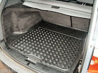 BMW X3 E83 2004-11 tailored black rubber boot liner load mat or bumper protector