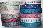 """M2MN 1m /2m GROSGRAIN RIBBON 7/8"""" 22MM  - Cakes,Dummy Clips, Gift wrap, Crafts"""