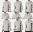 Ashworth Men Golf Wind Shirt Water Spill Resistant Stone Colour WindStopper
