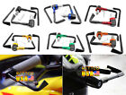 """2pcs Universal 7/8"""" Brake Clutch CNC Protect System Levers Guard For Kawasaki ZX"""