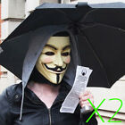 5 Pcs Creative Face Mask V for Vendetta Guy Fawkes Fancy Dress Halloween Party