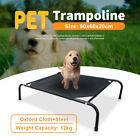New Durable Raised Pet Dog Cat Bed Pet Trampoline Hammock Cot 4 Sizes