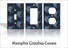 Memphis Grizzlies Light Switch Covers Basketball NBA Home Decor Outlet on eBay