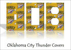 Oklahoma City Thunder Light Switch Covers Basketball NBA Home Decor Outlet on eBay