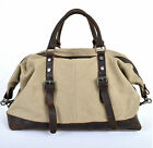New Travel Canvas Handbags Shoulder Bags Totes Overnight Weekend Bags Duffle