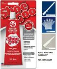 SHOE GOO CLEAR - 5.3ml ,30ml,60ml Tubes of Glue - Trainer/All Shoe Repair