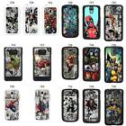 DC Marvel superhero comic book cover case for Samsung galaxy No. 5
