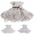 BABY GIRLS DRESS CHRISTENING, WEDDING, FLOWER GIRL, BRIDESMAID PARTY OCCASION