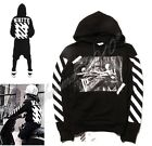 Off White C/O Virgil Abloh Pyrex Vision S/S 2014 religion long sleeve hoodie New