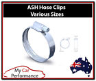 Performance ASH Hose Clips Pipe Clamps - Silicone Rubber