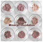 JTshop Superior Mineral Foundation 5 IN 1 ALL NATURAL Vegan Makeup Powder