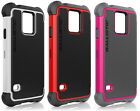 Ballistic SG Shell Gel Tough Jacket Rugged Hard Armor Case for Samsung Galaxy S5