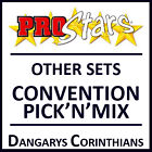 Corinthian Prostars Other Sets: CONVENTION PICK'N'MIX Sachets