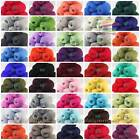 Lot 6 Skeins LACE Crocheted Acrylic Wool Cashmere Knitting Yarn