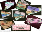 Personalized Custom Sew In Garment Clothing Tags Labels Designer Fabric