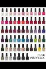CND VINYLUX 'A-L'- 7 day wear nail polish 15ml - CHOOSE COLOUR  creative varnish