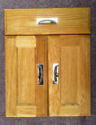 CLEARANCE SALE 200 Kitchen Cupboard Doors Brompton Solid Oak Cabinet Unit Doors