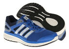 Adidas Duramo 6 MEN'S Lightweight Running Shoes, Royal/Silver/White, M22591 NEW!