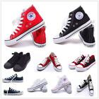 Woman Man Stylish Classic Casual Flat Plimsoll Season Shoes Sports Sneakers
