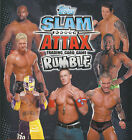 WWE TOPPS RUMBLE SLAM ATTAX MATCH TYPE TRADING CARD Choose From List