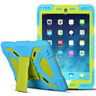 Pepkoo Defender Military Heavy Spider 360°Stand Case For iPad 2/3/4 Air 1/2 Mini