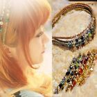 1PC Type Retro Rhinestone Crystal Headband Barrette Hairpin Hairgrip Clips