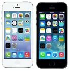 Apple iPhone 5 WiFi Factory Unlocked 16GB-32GB-64GB Black / White Refurbished