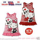 Hello Kitty Costume Girls Toddler Baby Fancy Dress Outfit