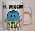 Mr Wiggins Personalised Mug Cup - Bradley Cyclist Mod Men Bike tour de France