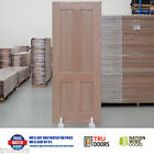 4 Panel Traditional French Solid Timber Doors Hardwood Internal External sliding