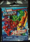 DISNEY & MARVEL HEROES TEMPORARY TATTOOS 25ct