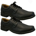 MENS SMART COMFORT SHOES LACE UP WIDE FITTING FORMAL OFFICE WORK CASUAL DRESS