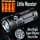Skyray Tiny Monster KING 6000 10000 LM 3 5 7 LED Flashlight Torch Hunting Light